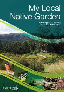 NEW My Local Native Garden front cover