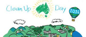 clean up australia day image