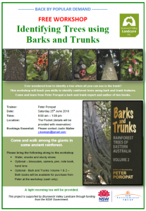 Barks and Trunks ID
